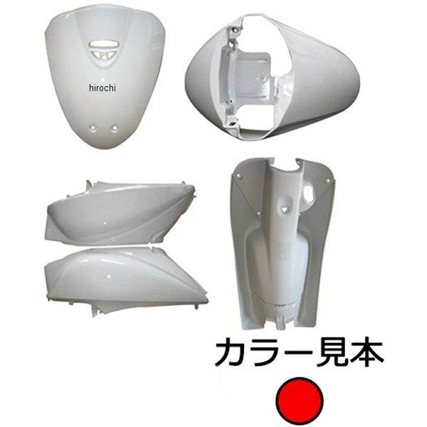 スーパーバリュー 外装5点セット トゥデイ AF67 赤 R-264C JP店