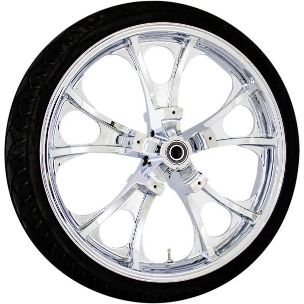 【USA在庫あり】 COASTAL MOTO FRT CH W/TIRE NABS 8-17FL 0335-0001 JP