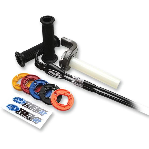 【USA在庫あり】 モーションプロ MOTION PRO THROTTLE KIT REV-2 YAM 0632-0775 JP