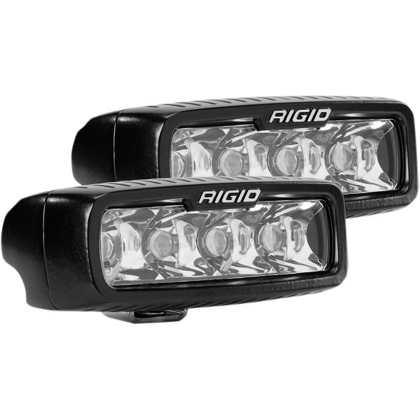 【USA在庫あり】 リジッドインダストリー Rigid ライト スポットタイプ SR-Qシリーズ PRO 左右ペア 2001-1645 JP店