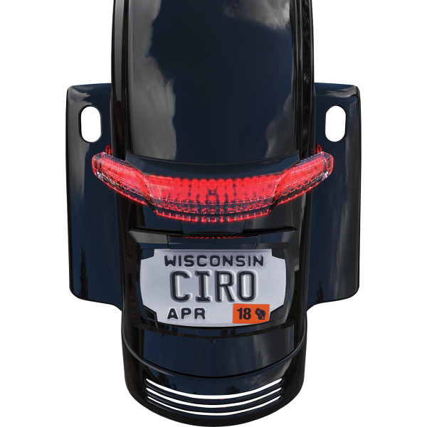 【翌日発送可能】 【USA在庫あり】 FLHX10-13 チロ CIRO CIRO TAILLIGHT/LP FLHX10-13 BK 2010-1349 2010-1349 JP, ハボロチョウ:77cfec15 --- canoncity.azurewebsites.net