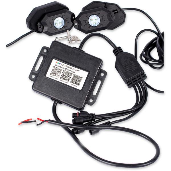 【USA在庫あり】 Whip It Light Rods LEDロックライトセット 2040-2023 JP店