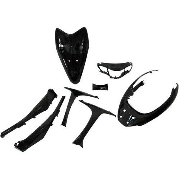 エナジープライス 爆売りセール開催中 春の新作 外装8点セット アドレスV50 CA42A 黒 JP店 CA44A CWL339