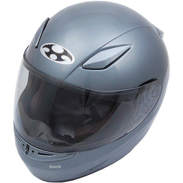 オージーケーカブト OGK Kabuto ヘルメット FF-R3 ガンメタ Lサイズ 4966094477943 JP店