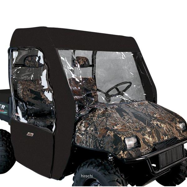 【USA在庫あり】 ムース MOOSE Utility Division フル キャビン 01年-08年 ポラリス Ranger 500 4x4 黒 MUDPR-100 JP店