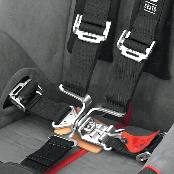 【USA在庫あり】 Beard Seats ハーネス システム シートベルト 4点式 フルアジャスト 134898 JP