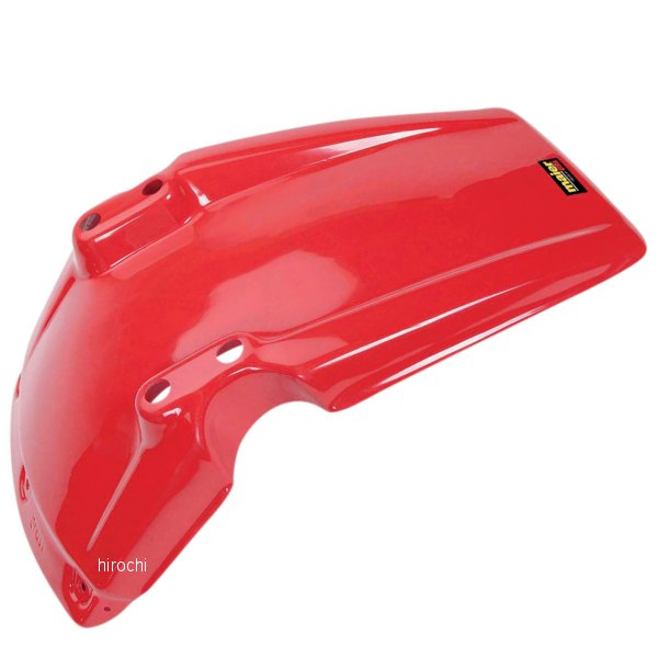蔵 USA在庫�り オンラインショッピング メイヤー maier フロントフェンダー 85年-87年 ATC250SX 赤 ホンダ JP 510868