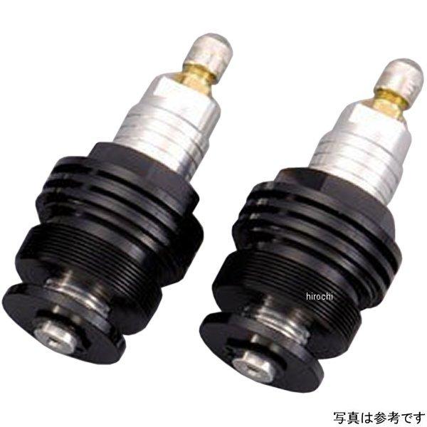 ポッシュ POSH イニシャルアジャスター タイプ1 W800、W650 青/黒 041665-01 JP店