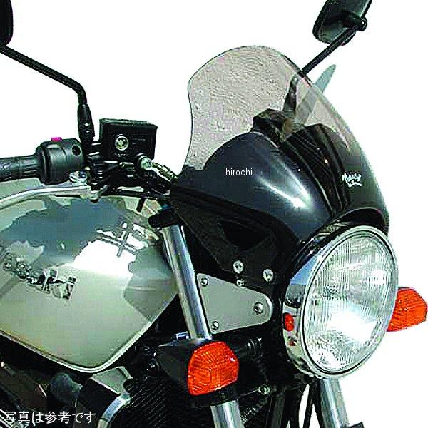 ポッシュ POSH アルマックス NASTY メーターバイザー 汎用 グレークリアー 900130-1 JP店