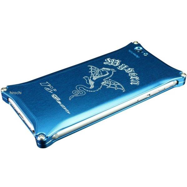 アールズギア r's gear ワイバン スマホケース アイフォン iPhone6 青 XXSP-0001-BU JP店