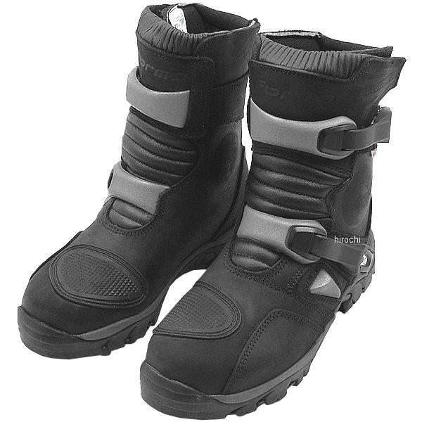 【メーカー在庫あり】 フォーマ FORMA オンロードブーツ ADVENTURE LOW 黒 41サイズ(26.0cm) 8052998014509 JP店