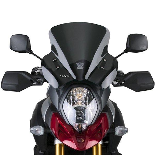 【USA在庫あり】 ナショナルサイクル National Cycle スクリーン Vストリーム DL1000 '14 ダークスモーク 552821 JP