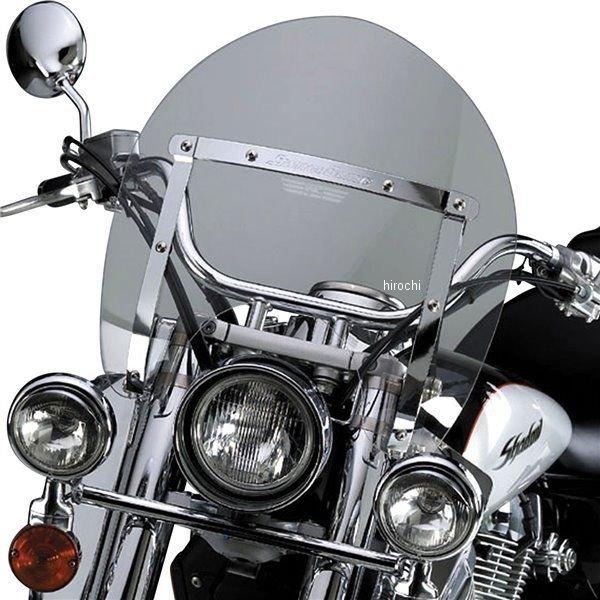 【USA在庫あり】 ナショナルサイクル ウインドシールド スイッチブレード ショーティ 98年-14年 VT1100C、VT750 ライトスモーク 557857 JP