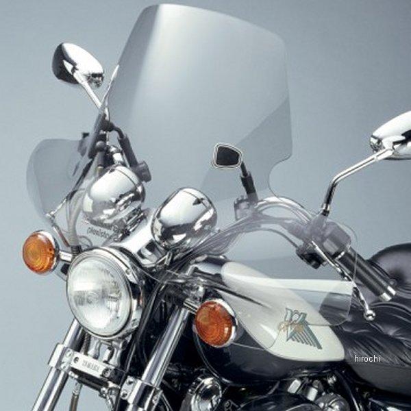 【USA在庫あり】 ナショナルサイクル National Cycle プレキシ フェアリング2 ウインドシールド 18.50インチ 47.0cm クリア 552262 JP