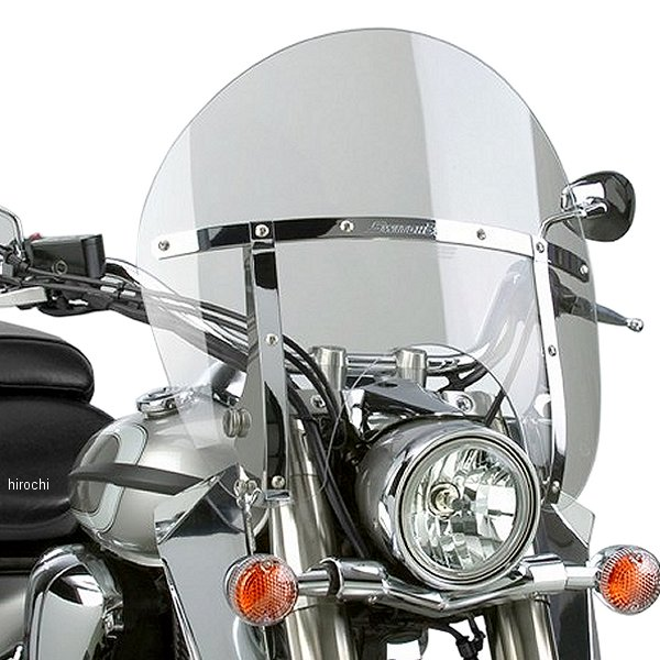 【USA在庫あり】 ナショナルサイクル National Cycle スイッチブレード チョップド 01年-14年 C50T ブルバード、VL800 イントルーダー クリア 558099 JP