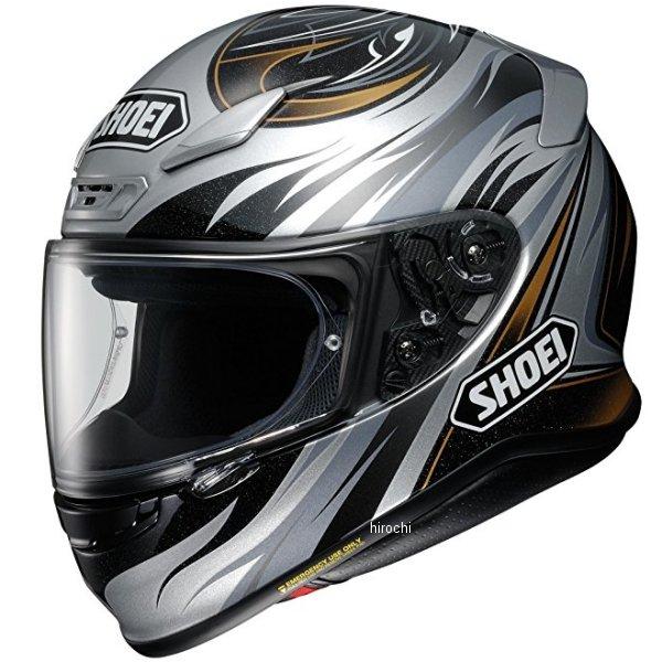 ショウエイ SHOEI フルフェイスヘルメット Z-7 INCISION TC-5 黒/シルバー XSサイズ 4512048472436 JP店