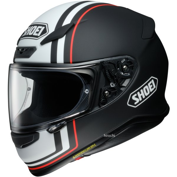 【メーカー在庫あり】 ショウエイ SHOEI フルフェイスヘルメット Z-7 RECOUNTER TC-5 黒/白 Mサイズ 4512048472634 JP店