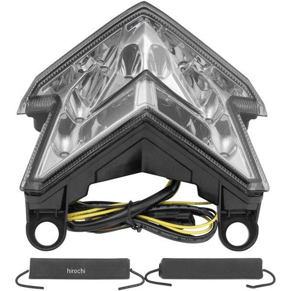 【USA在庫あり】 バイクマスター BikeMaster テールライト 13年-14年 ZX636 Ninja ZX-6R スモーク 261983 JP