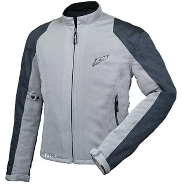 Lサイズ RR7333PSSV3 ラフ&ロード JP店 シルバー 春夏モデル ラフメッシュジャケットパッドセット