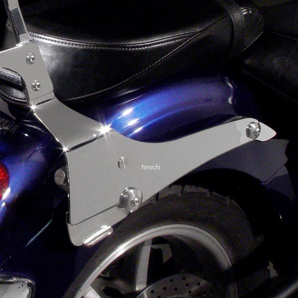 【USA在庫あり】 ナショナルサイクル National Cycle マウントキット パラディン 02年-13年 VTX1800、VT750 クローム 558157 JP