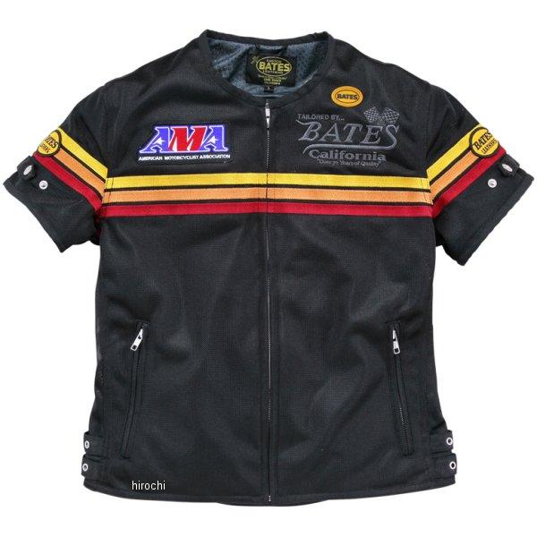 ベイツ BATES 春夏 メッシュシャツ 黒 Lサイズ BJ-MT1816 JP店