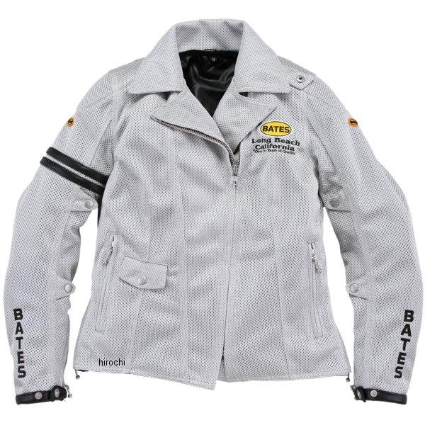 ベイツ BATES 春夏 2Way メッシュジャケット レディース用 シルバー Mサイズ BJL-M1832ST JP店