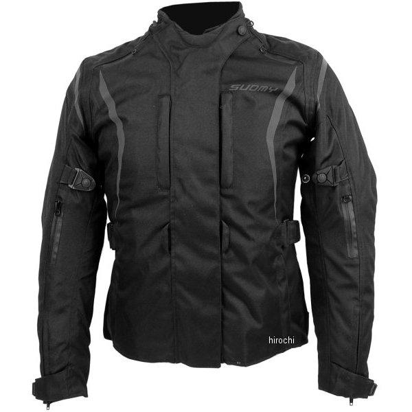 スオーミー SUOMY Tツーリングジャケット レディース 黒 XSサイズ SJK019BE JP店