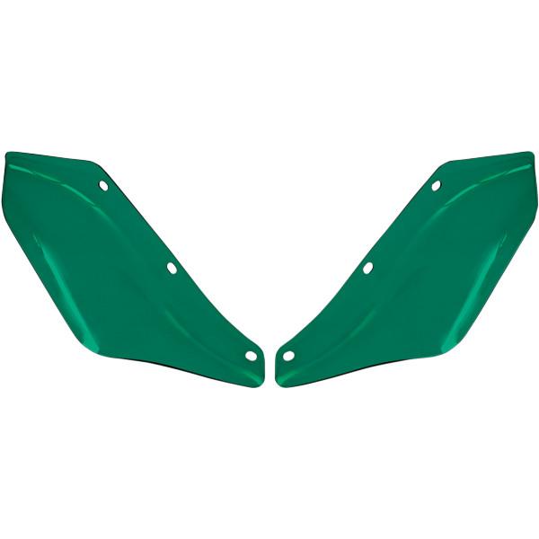 【USA在庫あり】 メンフィスシェード Memphis Shades サイドデフレクターフェアリング用 青緑色 2350-0192 JP