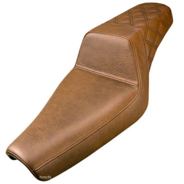 【USA在庫あり】 サドルメン Saddlemen シート Step-up LS XL 4.5ガロン ブラウン 0804-0688 JP店