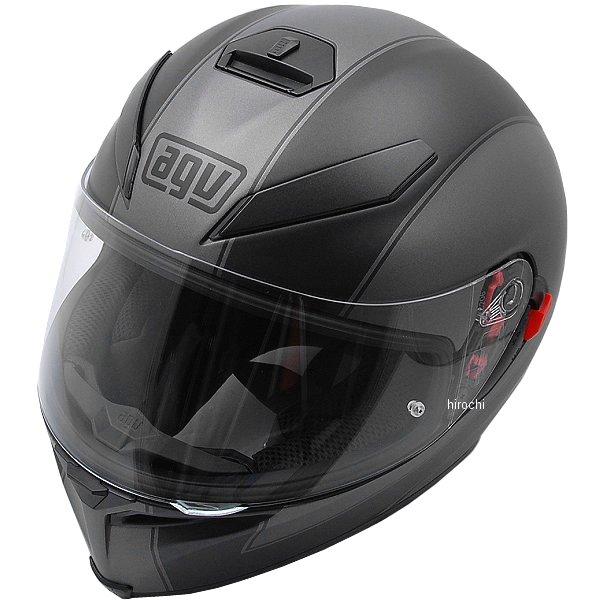 エージーブイ AGV フルフェイスヘルメット K-5 S MULTI ENLACE アジアフィット 黒/マットグレー Sサイズ (55-56cm) 004192HF-004-S JP店