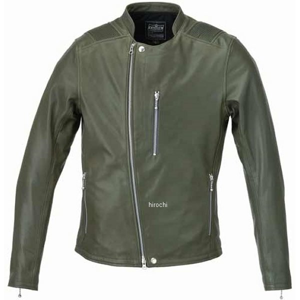 カドヤ KADOYA 春夏モデル レザージャケット ATLAS 緑 Mサイズ 1186-0 JP店