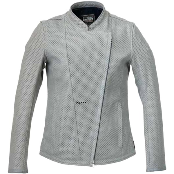 カドヤ KADOYA 春夏モデル レザージャケット GRAYCE FIELD グレー WLサイズ 1187-0 JP店