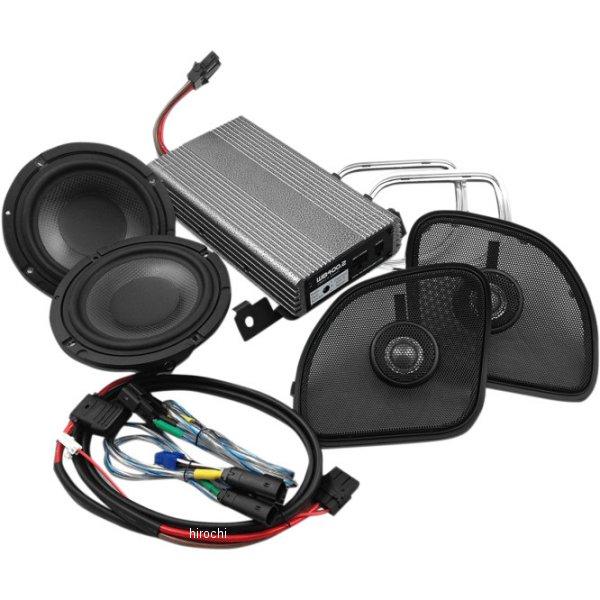 【USA在庫あり】 ワイルドボアオーディオ Wild Bore Audio 400W 2ch アンプ/6.5インチスピーカー 4405-0483 JP