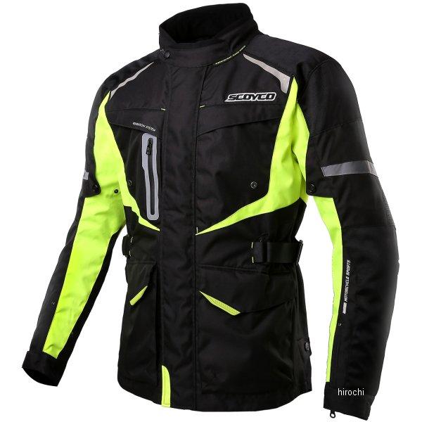 スコイコ SCOYCO FLOW SHADOW ウインタージャケット 緑 3XLサイズ JK42/GR/3XL JP店