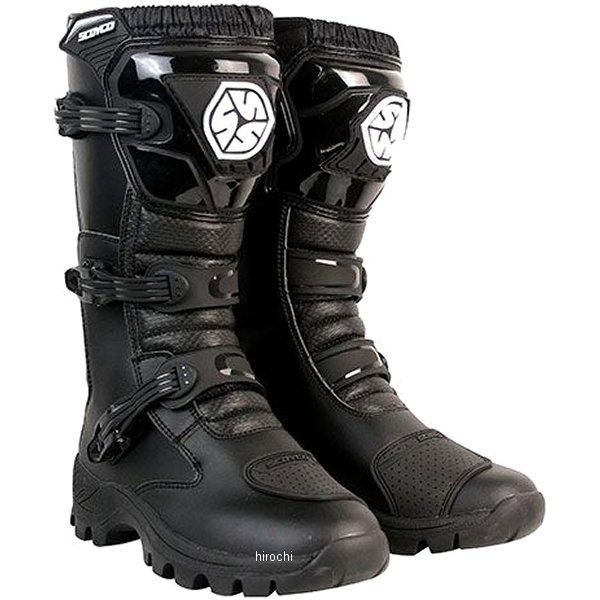 スコイコ SCOYCO オフロードトレッキングブーツ 黒 45サイズ MBT012/BK/45 JP店