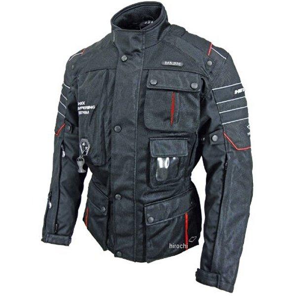 Motorrad-2 ヒットエアー hit-air エアバッグメッシュジャケット 黒/赤 2XLサイズ 4560216415105 JP店