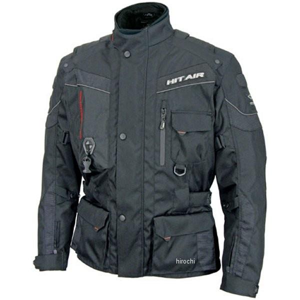 ヒットエアー hit-air エアバッグジャケット 黒 4XLサイズ 防水 EU-6 JP店