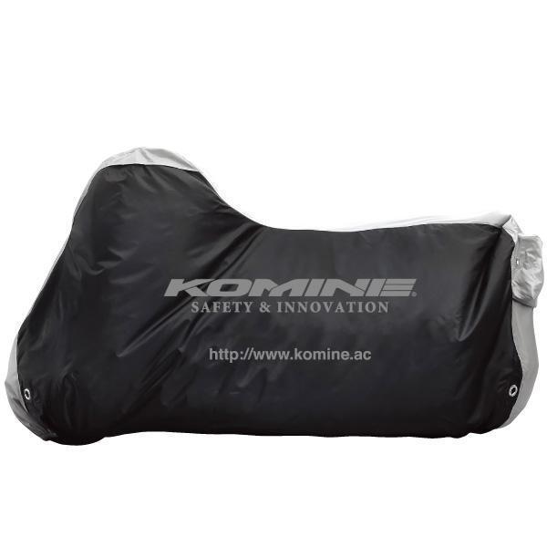 【メーカー在庫あり】 AK-100 コミネ KOMINE スポーツバイクカバー ブラック 2XLサイズ 4580160659424 JP店