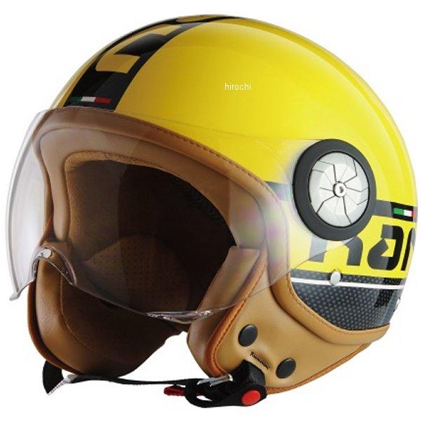 【メーカー在庫あり】 ベオン BEON ジェットヘルメット B110 NANO イエロー M BE-NANO-YE-M JP店