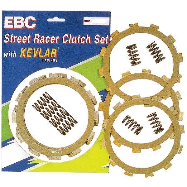 【USA在庫あり】 EBC イービーシー SRC クラッチキット 90年-99年 FZR600R 268507 JP店