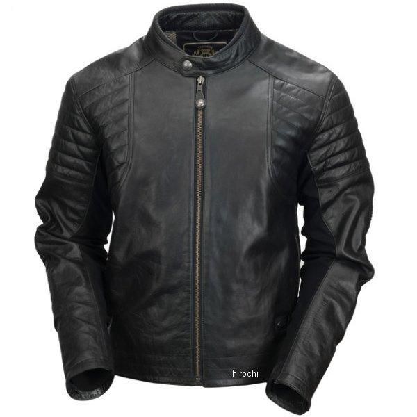 【メーカー在庫あり】 ローランドサンズデザイン RSDアパレル ブリストル レザージャケット 黒 MD 0801-0228-0053 JP店