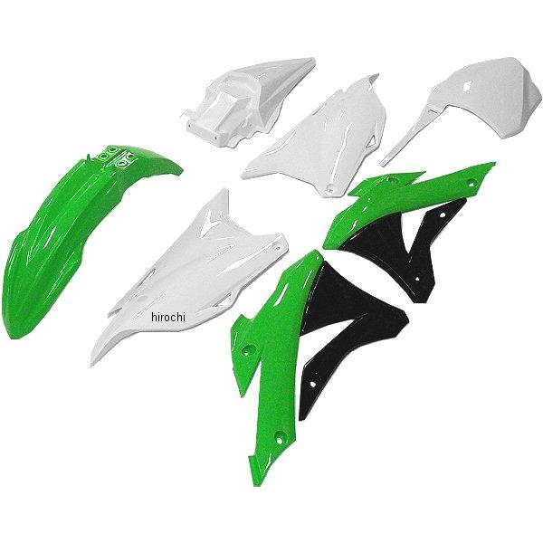【USA在庫あり】 ユーフォープラスト UFO PLAST 外装キット 14年以降 KX85 OEM 112794 JP店