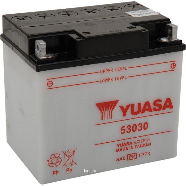 【USA在庫あり】 ユアサ YUASA YuMiCRON バッテリー 開放型 12V 53030 581132 JP店