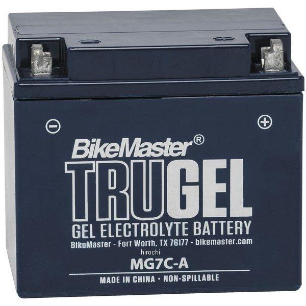 【USA在庫あり】 バイクマスター BikeMaster ゲルバッテリー YB7C-A互換 780551 JP店
