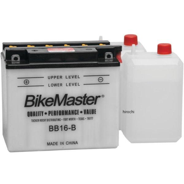 【USA在庫あり】 バイクマスター BikeMaster BB16-B バッテリー 781070 JP店