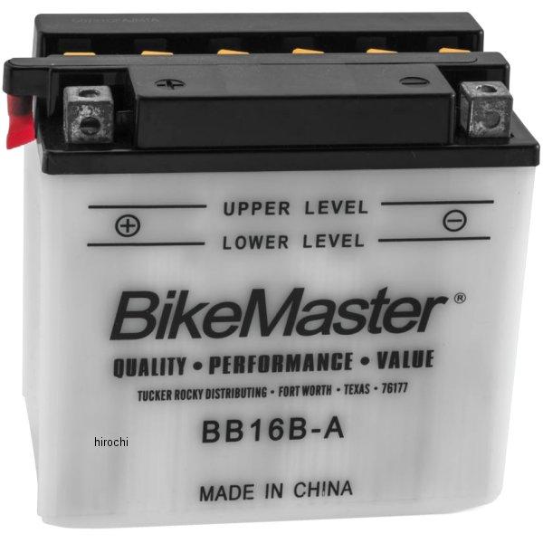 【USA在庫あり】 バイクマスター BikeMaster BB16B-A バッテリー 781097 JP店