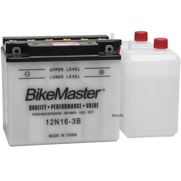 【USA在庫あり】 バイクマスター BikeMaster 12N16-3B バッテリー 781100 JP店