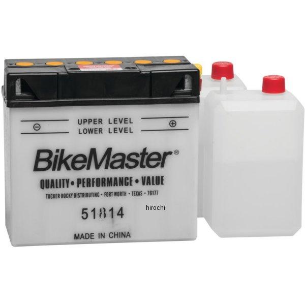 【USA在庫あり】 バイクマスター BikeMaster バッテリー 781131 JP店
