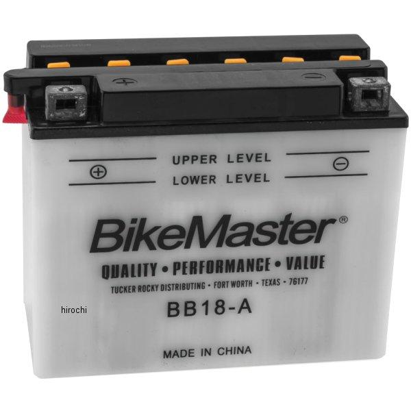 【USA在庫あり】 バイクマスター BikeMaster BB18-A バッテリー 781144 JP店