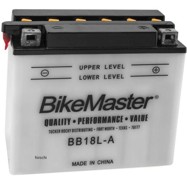 【USA在庫あり】 バイクマスター BikeMaster BB18L-A バッテリー 781145 JP店